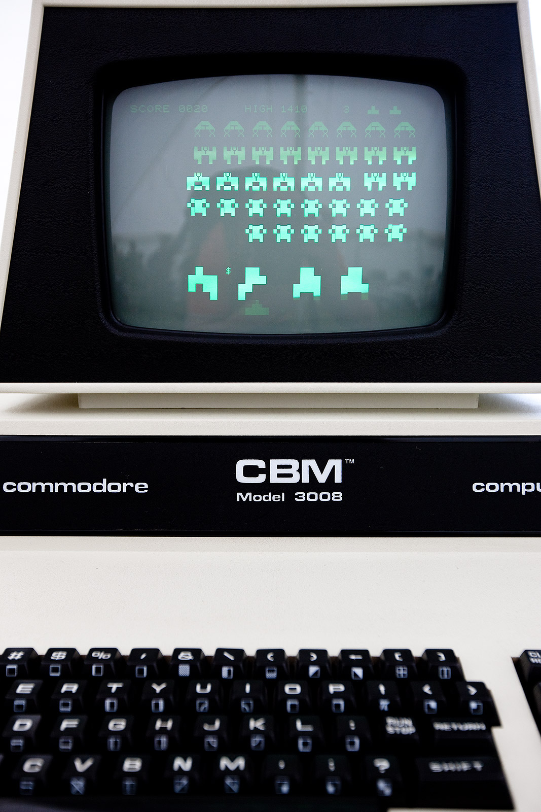 Commodore Pet Space Invaders   Retrocosm\'s Vintage Computing, Tech ...
