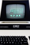 Commodore Pet Space Invaders