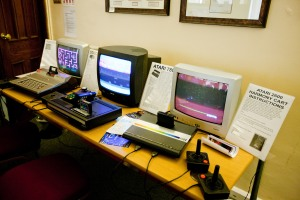 Vintage Atari Consoles VCF