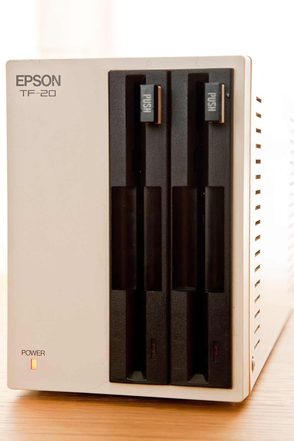 Epson TF-20 5.25 Inch Double