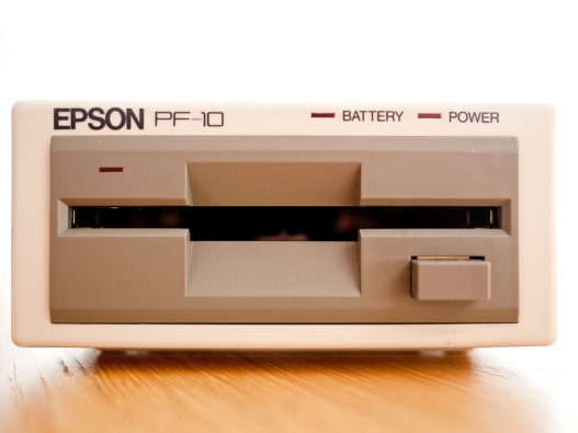 Epson PF-10 Front