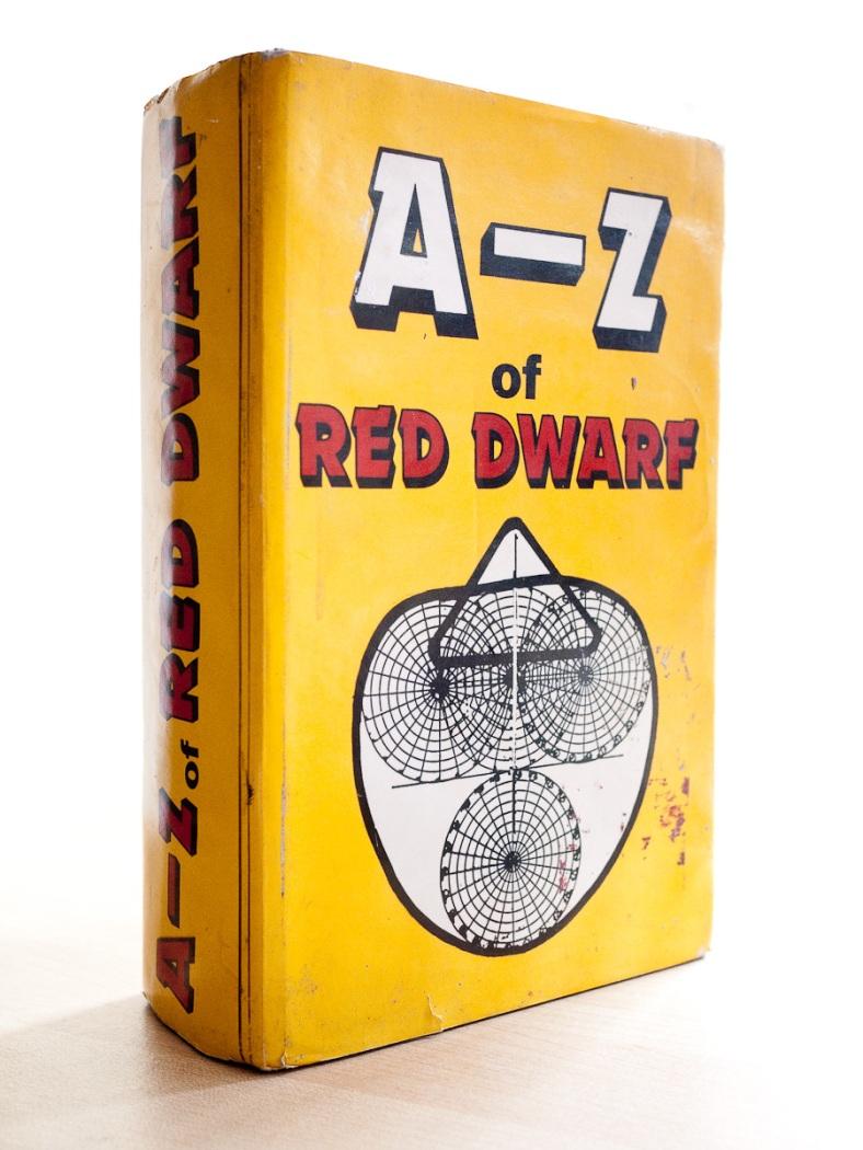A to Z of Red Dwarf