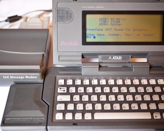 Atari Portfolio