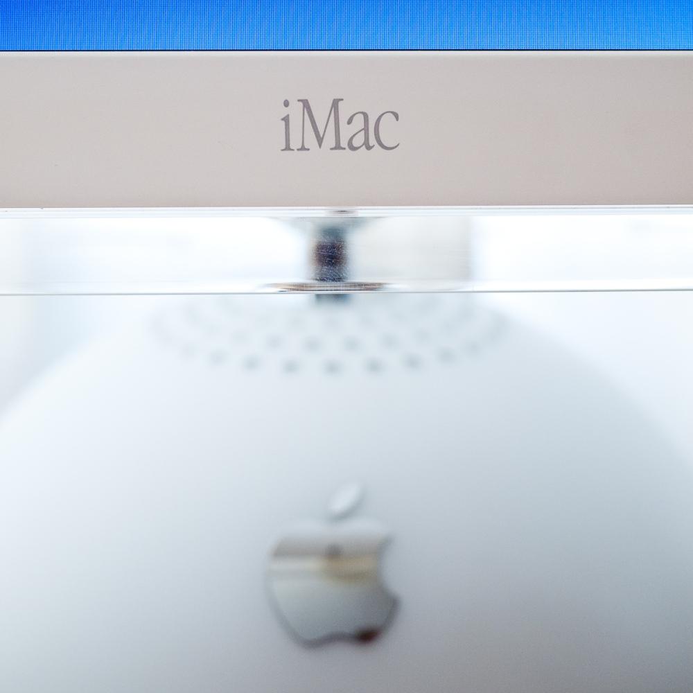 iMac G4 Dual Boot (1/6)
