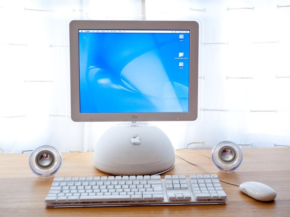 iMac G4 Dual Boot (4/6)