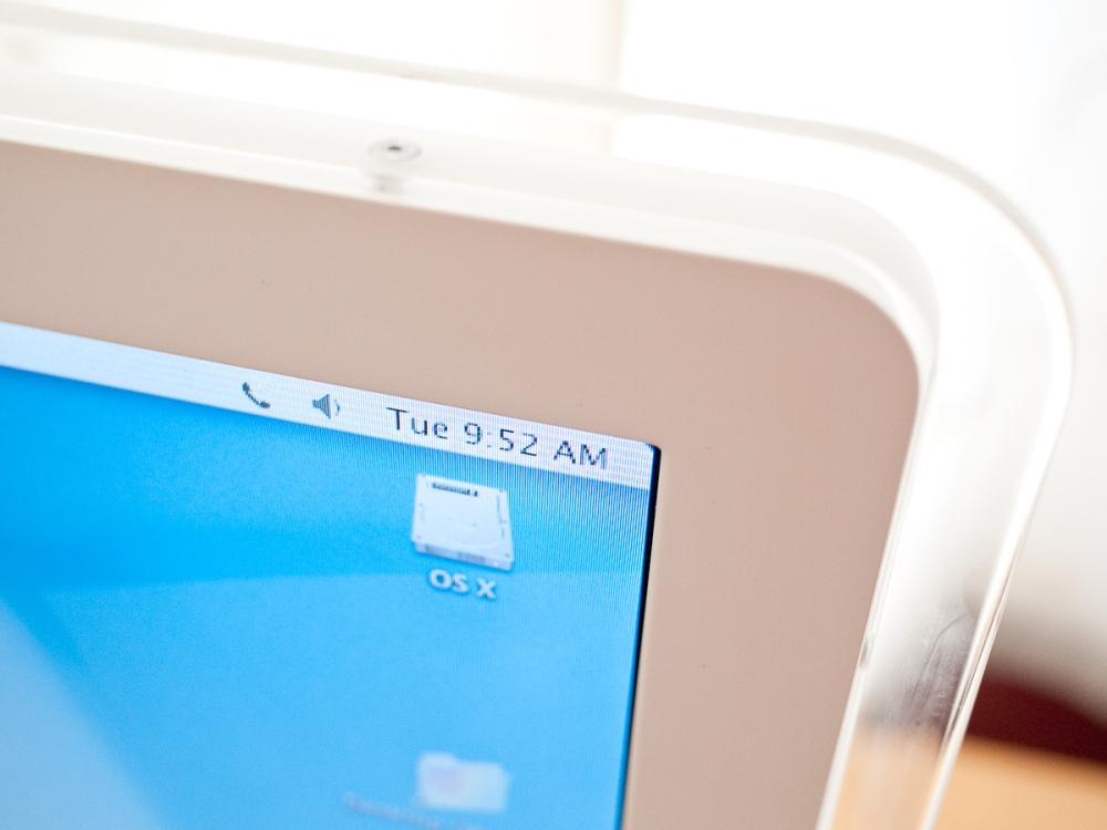 iMac G4 Dual Boot (2/6)