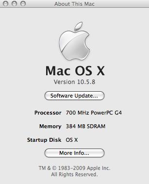 iMac G4 Dual Boot (5/6)