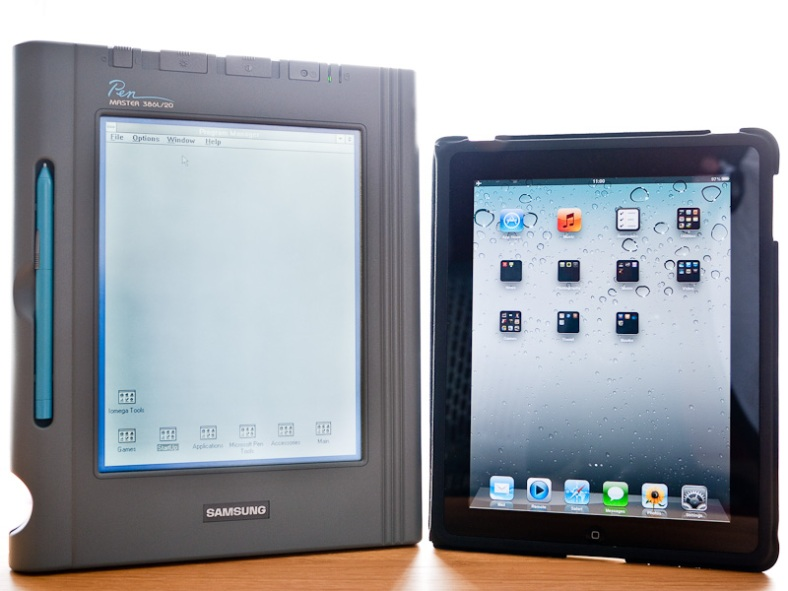 Samsung PenMaster & Apple iPad
