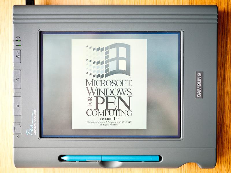 Retrochallenge – Samsung PenMaster   Retrocosm's Vintage Computing ...