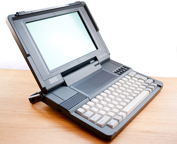 Psion MC 400 Mobile Computer (1/6)