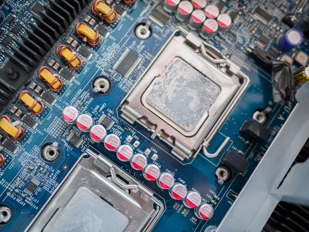 Mac Pro 1,1 Processor Upgrade (3/5)