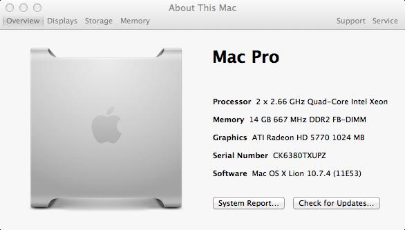Mac Pro 1,1 Processor Upgrade (1/5)