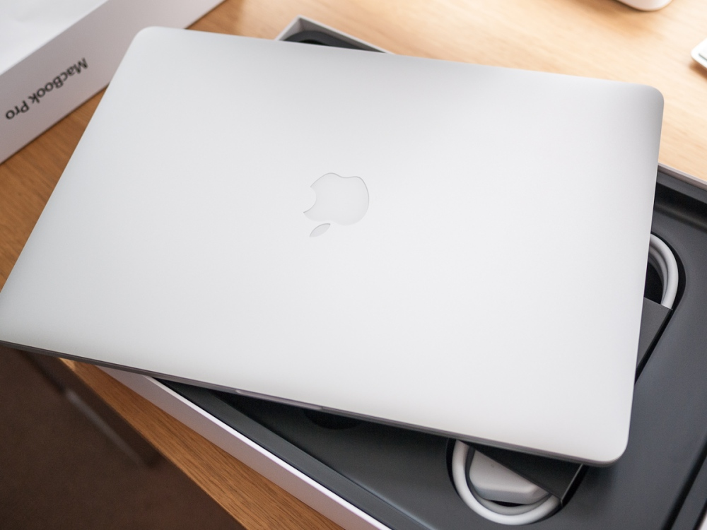A Week With The Retina MacBook Pro (2/6)