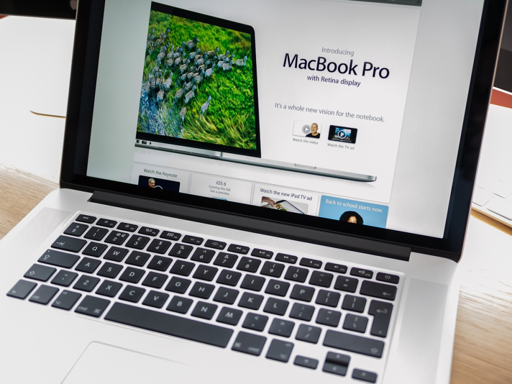 A Week With The Retina MacBook Pro (4/6)