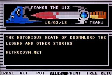 feanor's mud gossip