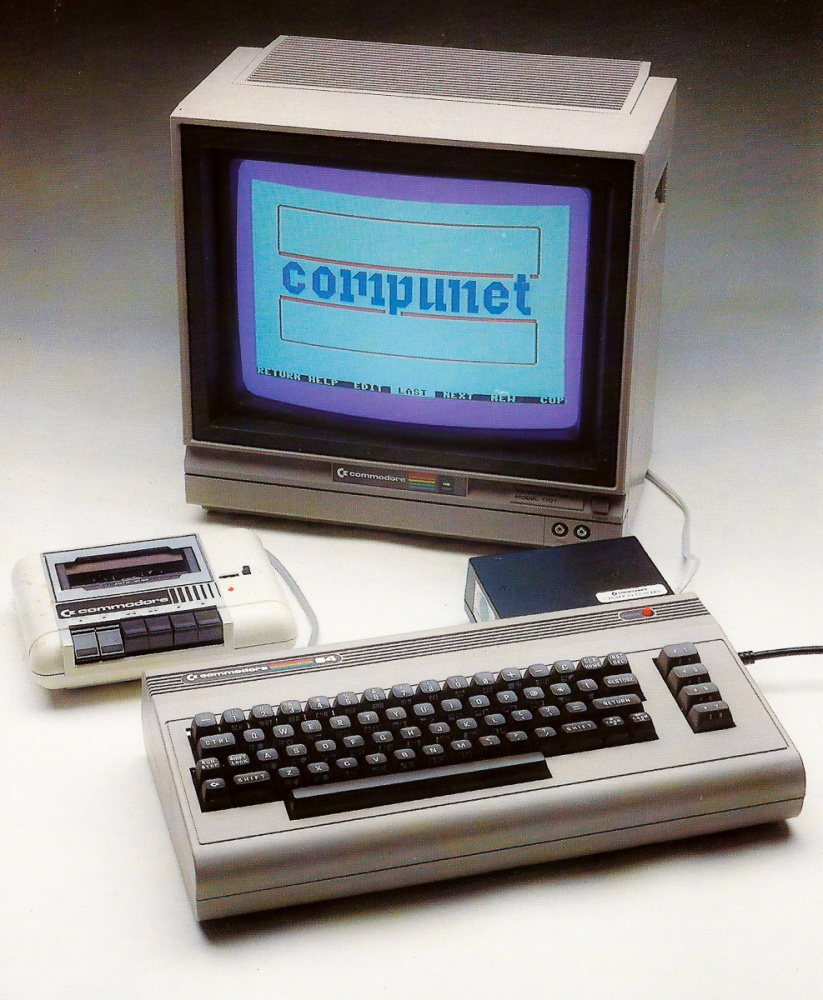 Compunet - Log On To The Live One (1/6)
