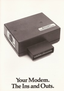 Commodore Communications Modem
