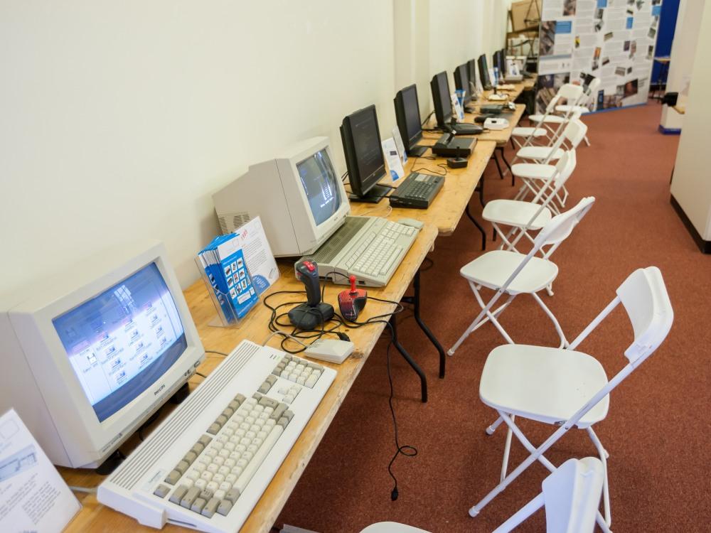 Vintage Computer Festival GB, Snibston July 2013 (6/6)