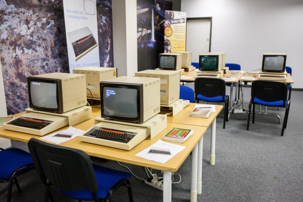 Vintage Computer Festival GB, Snibston July 2013 (4/6)
