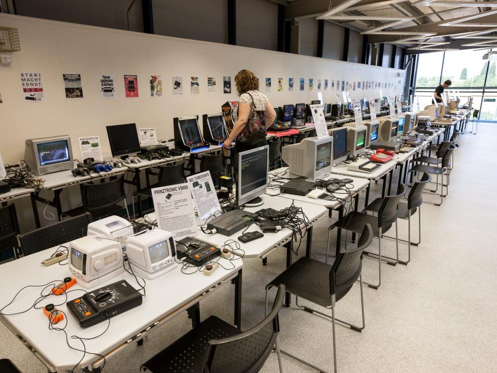 Vintage Computer Festival GB, Snibston July 2013 (1/6)