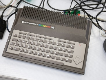 Commodore 116