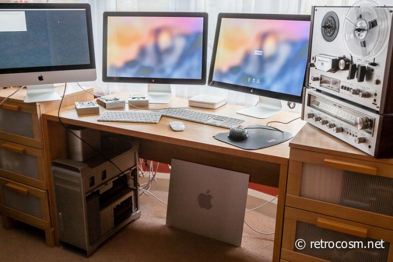 Mac Pro 1,1 Yosemite