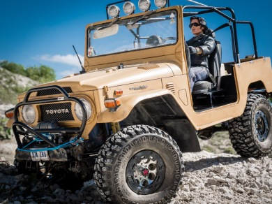 Richard Hammond Top Gear Bolivian LandCruiser